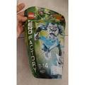 LEGO 樂高 44011 HERO FACTORY 英雄工廠系列 雪怪 FROST BEAST