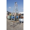 [龍宗清] 上禾焊接鋁梯 (18062302-0046)12尺 35型 滿焊梯  焊接鋁梯 銲接梯 鋁合金梯子 工作梯