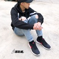⚡️潮鞋瘋⚡️NIKE REVOLUTION 4 基本款 黑紅 運動休閒 慢跑鞋 男段 908988-011