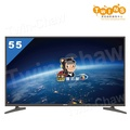 【禾聯HERAN】55吋4K 智慧聯網 LED液晶顯示器/電視+視訊盒(HD-55UDF28-MH3-F01)