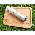 ✨針筒組✨60ml針筒+(短粗)平口針頭【墨大哥】塑膠針筒/工業用針筒/平口針頭/平頭針 實驗器材 寵物餵食