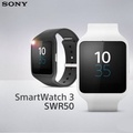 Sony Mobile Sony® SW3 SmartWatch 3 SWR50 Powered by Android Wear NEW