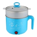 GOOD 1.8L Stainless Steel Electric Cooker with Steamer Hot Pot Rice Cooker Soup Pot AU