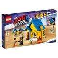 【積木樂園】 樂高 LEGO 70831 LEGO Movie2 系列  艾密特的太空飛屋