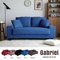【新品推薦】沙發 雙人沙發 布沙發 Gabriel 加百列雙人布沙發(5色) H&D DESIGN