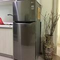 九成新樂金LG、186公升GN-L235SV變頻雙門冰箱