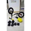 捷安特 GIANT 兒童 Push Bike 滑步車 學步車 12吋 黑色 (送安全帽與護具全套\車體安全配件)