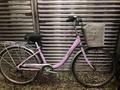 捷安特 Giant t426 6段變速淑女車 (鋁合金車架)二手腳踏車