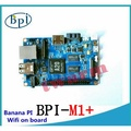 TW15543 / 香蕉派Banana Pi M1+ (BPI-M1+) A20雙核 開發板 (香蕉派M1升級版)