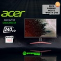 "Acer KG271B 27"" FHD Gaming Monitor with 240Hz Refresh Rate and 1MS Response Time *IT SHOW PROMO*"