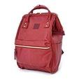 กระเป๋าเป้ Anello PU Backpack Wine Mini - Japan Imported 100%