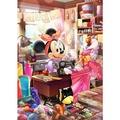 【進口拼圖】迪士尼拼圖 米妮裁縫師 500片 D-500-475