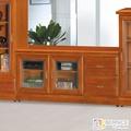 Bernice-法斯特4尺實木電視櫃/長櫃