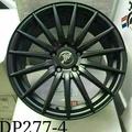 類VOSSEN 17吋5-108平光黑鋁圈~FOCUS V40 V50 V60 價格標示88非實際售價 洽詢優惠中