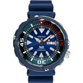 * MADE IN JAPAN * SEIKO PROSPEX PADI SPECIAL EDITION MINI TUNA IN BLUE WITH SPECIAL PADI GIFT BOX SRPA83J