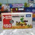 TOMICA 150 Mariokart7 YOSHI 耀西車