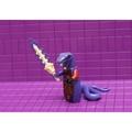[樂高人偶]旋風忍者系列_70749裡的Kapau'rai 紫蛇(附武器)