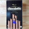(印尼)黑雪茄巧克力威化捲 1盒320公克(20入) 【8992775311486】