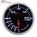 【D Racing三環錶/改裝錶】52mm單色白光 高反差 渦輪錶 BOOST GAUGE(增壓錶) 入門款