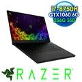 RAZER 雷蛇 Blade 15 15電競筆電 i7-8750H/16G/256G SSD/GTX1060 6G獨顯