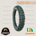 110/100-18 ยี่ห้อ DURO รุ่น DM1112 ยางรถมอเตอร์ไซค์ ยางรถวิบาก