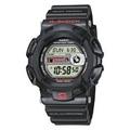 Casio G-Shock Gulfman Dual Illuminator Series Black Resin Band Watch G9100-1D G-9100-1D G-9100-1