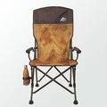 GoSport高背伸縮椅53cm寬座椅 含316不鏽鋼保溫杯組91986-MAPset