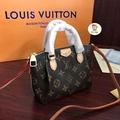 """Louis Vuitton กระเป๋าสะพายหลุยส์ผู้หญิง Grade Hi end 1.1 LV bag  size: 7"""" กระเป๋าเกรดไฮเอ็น ดูดีมีฐานะ หนังแท้  Monogram กระเป๋าแฟชั่น กระเป๋าน่ารัก"""