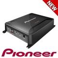 Pioneer GM-D8601 1600W Class D Digital Mono MOSFET Amplifier with Wired Bass Boost Remote - Black - intl