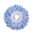 Ytri Spinning Magic Spin Mop Microfiber Rotating Mop Heads - intl