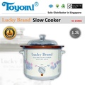 Toyomi Lucky Brand Slow Cooker - Lucky HH-1500A