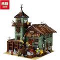LEPIN 16050  樂拼 16050 海邊小屋 電影系列之 老漁屋 漁夫小屋 相容 LEGO樂高 21310