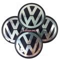 fox福斯VW標誌車標 福斯汽車輪轂中心蓋標貼 福斯貼標輪轂蓋LG