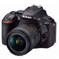 Nikon D5600 w/18-55 kit + UV filter + Nikon Promotion (Please note that price is after cashback)