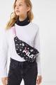 กระเป๋าคาดอก Fila in Black**ของเเท้