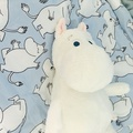 預購 嚕嚕咪 姆明 嚕嚕米 Moomin 高支高密 純棉 棉被