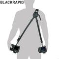 美國Blackrapid快槍俠背帶YETI雙肩相機背帶