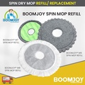 Boomjoy M7/ M8/ SPIN MOP REFILL Boomjoy Spin Dry Mop