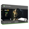 【Xbox One】Xbox One X 1TB《異塵餘生 76》同捆組(機械白特别版)