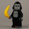 Lego 8803樂高第3代人偶包猩猩人