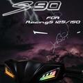 S90 七彩 方向燈 日行燈 晶片控制