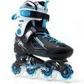 直排輪溜冰鞋成人直排輪旱冰鞋滑冰鞋成年輪滑鞋男女平花N4型男原創館