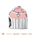 🔥沖人氣,不賺錢:潘家少女可愛粉紅色小紙杯蛋糕串珠