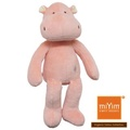 miYim有機棉安撫娃娃-喜寶河馬 32cm