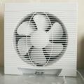 竹野換氣扇10寸廚房窗式排風扇排油煙 家用衛生間靜音牆壁抽風機 英雄聯盟