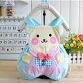 嬰兒夏裝領結小熊造型哈衣爬服6-7-8-9個月男女寶寶-7701007