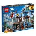 樂高積木 LEGO《 LT60174 》City 城市系列 - 山區警察總部