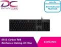 Logitech G512 Carbon RGB Mechanical Gaming Keyboard - GX Blue