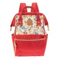 Anello X Disney Mickey Winnie the Pooh faded washed out canvas backpack haversack