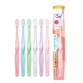 【Ora2 me】微觸感牙刷-超軟毛-6入組(顏色隨機出貨)